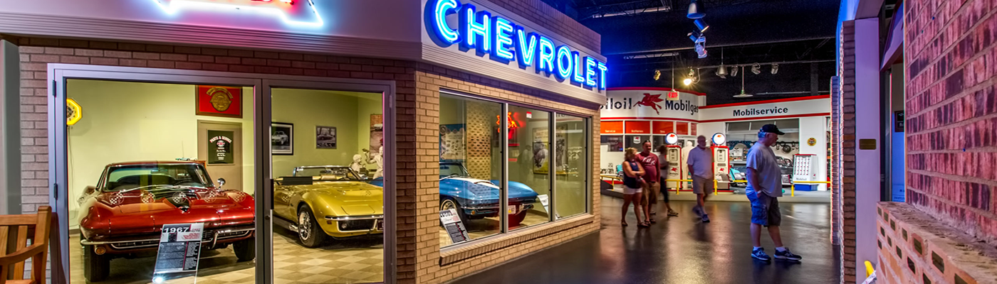 Visit the Museum | Dealership Exhibit